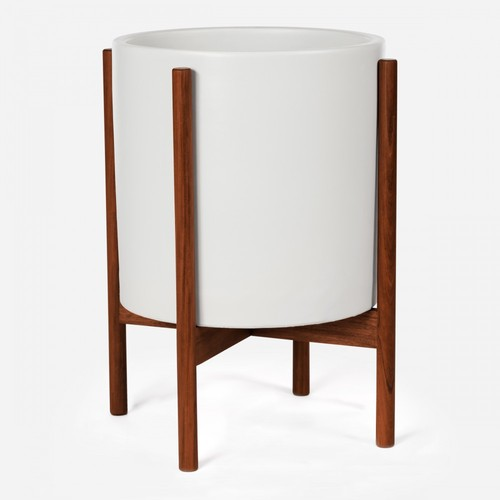 XLarge cylinder w/ wood stand